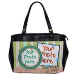 You Make MY Day! Oversize Office Bag - Oversize Office Handbag