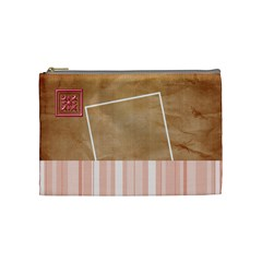 Gaze Medium Cosmetic Bag 1 By Lisa Minor   Cosmetic Bag (medium)   8juekdoa6sf4   Www Artscow Com Front