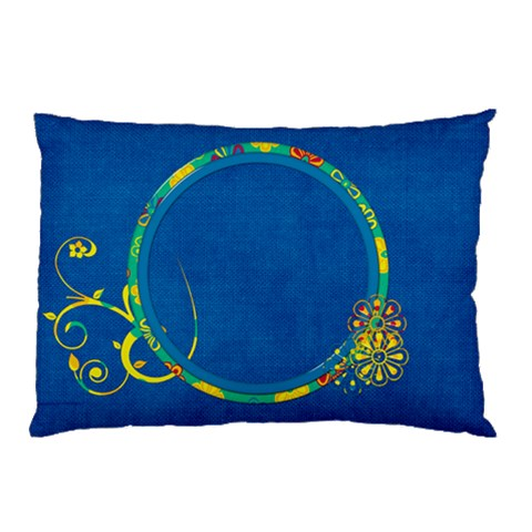 Summers Burst Pillow Case 1 By Lisa Minor   Pillow Case   Edhglsmtkngb   Www Artscow Com 26.62 x18.9 Pillow Case