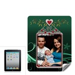 Heart Framed Apple iPad Skin