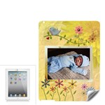 Pretty Floral Apple iPad 2 Skin