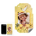 Yellow Dove Apple iPhone 3G Skin - Apple iPhone 3G 3GS Skin