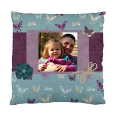 Kaiya s Pillow By Kacie   Standard Cushion Case (two Sides)   Idsnog3jrbuu   Www Artscow Com Back