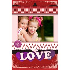 Love By Joely   5 5  X 8 5  Notebook   Wys76ggc6o7j   Www Artscow Com Front Cover