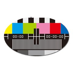 Tv Magnet (Oval) by Watch
