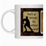 Hockey Mug - White Mug