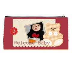Welcome Baby By Joely   Pencil Case   Ryshyel4bepi   Www Artscow Com Back