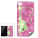 Zoey Iphone 4 skin 1 - Apple iPhone 4 Skin