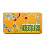 Celebrate May Bar Mat 1 - Medium Bar Mat