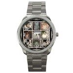 family reunion watch - Sport Metal Watch