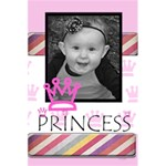 Princess Notebook - 5.5  x 8.5  Notebook