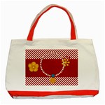 Celebrate May Tote 1 - Classic Tote Bag (Red)