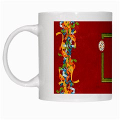 Celebrate May Mug 1 By Lisa Minor   White Mug   Foo53wl8kuk2   Www Artscow Com Left