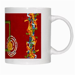 Celebrate May Mug 1 By Lisa Minor   White Mug   Foo53wl8kuk2   Www Artscow Com Right
