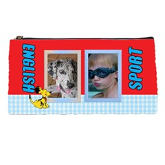 School Pencil Case 2 By Deborah   Pencil Case   Y6wkrq9fkq2b   Www Artscow Com Front