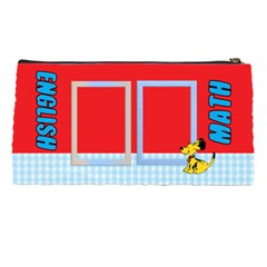School Pencil Case 2 By Deborah   Pencil Case   Y6wkrq9fkq2b   Www Artscow Com Back