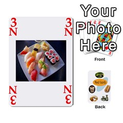 Greatchefs By Spotlight Games   Playing Cards 54 Designs   Edsgfgy7sio8   Www Artscow Com Front - Club9