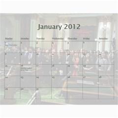 Yg Calendar By Polly   Wall Calendar 11  X 8 5  (12 Months)   Igmntrey8db2   Www Artscow Com Jan 2012