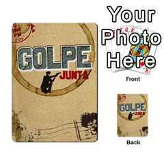 Golpe Mazo2 By Mipedtor   Multi Purpose Cards (rectangle)   Ysy7r2bldpgt   Www Artscow Com Back 26