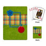 Celebrate May Playing Cards 2 - Playing Cards Single Design