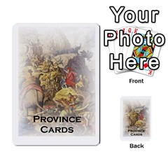 Province Cards For The Board Game Hannibal Rome Vs Carthage By James Castelli   Multi Purpose Cards (rectangle)   64ie1avuqgiy   Www Artscow Com Back 9
