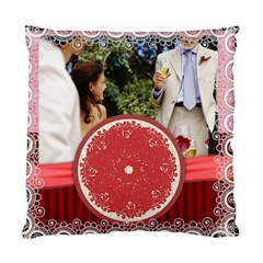 Wedding By Joely   Standard Cushion Case (two Sides)   W8zomogoyzs5   Www Artscow Com Back