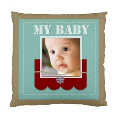 My Baby By Joely   Standard Cushion Case (two Sides)   1gfht7pi59xp   Www Artscow Com Front