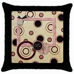 You ve Stolen My Heart Throw Pillow 1 - Throw Pillow Case (Black)