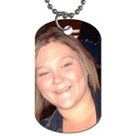 Sarah - Dog Tag (Two Sides)