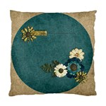 Love/Flowers-Custom Cushion Case (Two Sides)  - Standard Cushion Case (Two Sides)
