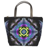 Fractal Art: May011-001 Bucket Bag