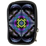 Fractal Art: May011-001 Compact Camera Leather Case
