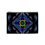 Fractal Art: May011-001 Cosmetic Bag (Medium)