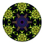 Fractal Art May011-002 Round Mousepad
