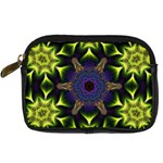 Fractal Art May011-002 Digital Camera Leather Case