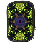Fractal Art May011-002 Compact Camera Leather Case