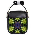 Fractal Art May011-002 Girls Sling Bag