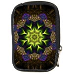 Fractal Art May011-003 Compact Camera Leather Case