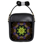 Fractal Art May011-003 Girls Sling Bag