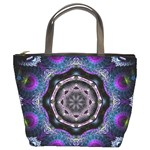 Fractal Art: May011-003A Bucket Bag