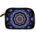 Fractal Art: May011-003A Digital Camera Leather Case
