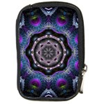 Fractal Art: May011-003A Compact Camera Leather Case