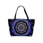 Fractal Art: May011-003A Classic Shoulder Handbag