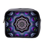 Fractal Art: May011-003A Mini Toiletries Bag (Two Sides)
