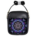 Fractal Art: May011-003A Girls Sling Bag