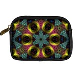 Fractal Art May011-004 Digital Camera Leather Case