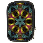 Fractal Art May011-004 Compact Camera Leather Case