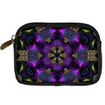 Fractal Art May011-005 Digital Camera Leather Case