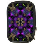 Fractal Art May011-005 Compact Camera Leather Case