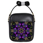 Fractal Art May011-005 Girls Sling Bag